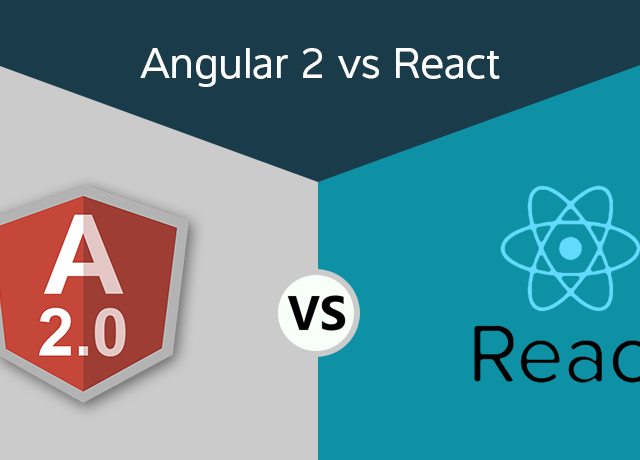 Angular2-vs-React