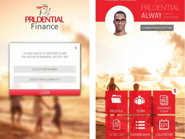 Prudential Finance Asia